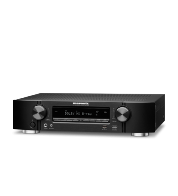 Marantz NR1508 4K AV Receiver with HEOS