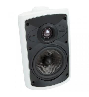 "Niles Audio OS5.5 6"" Indoor/Outdoor Carbon Woofer loudspeakers (pair)"
