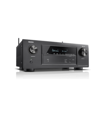 Denon AVR-X3400H Home Theater AV Receiver