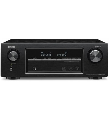 Denon AVR-X1400H Home Theater AV Receiver