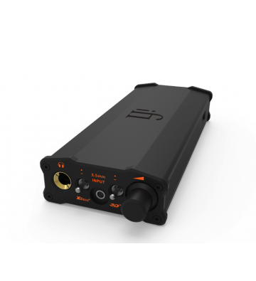 ifi micro iDSD Black Headphone Amplifier