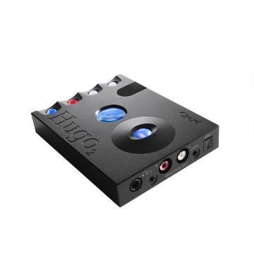 Chord Hugo 2 Transportable DAC/Headphone Amplifier