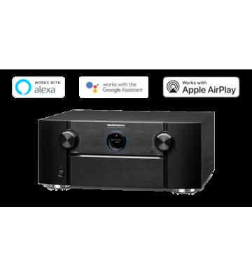 Marantz SR7013 4K AV Surround Receiver with HEOS and Alexa voice