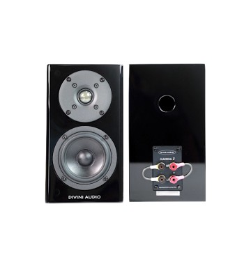 Divini Audio Classical 3 Bookshelf Speakers
