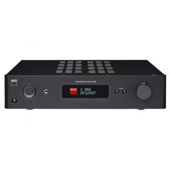 NAD C 368 Hybrid Digital DAC Amplifier