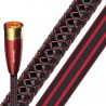 AudioQuest Red River XLR Cable
