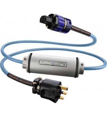 IsoTek EVO3 Syncro Active DC-Blocking Power Cable