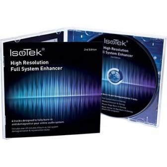 IsoTek Full System Enhancer CD
