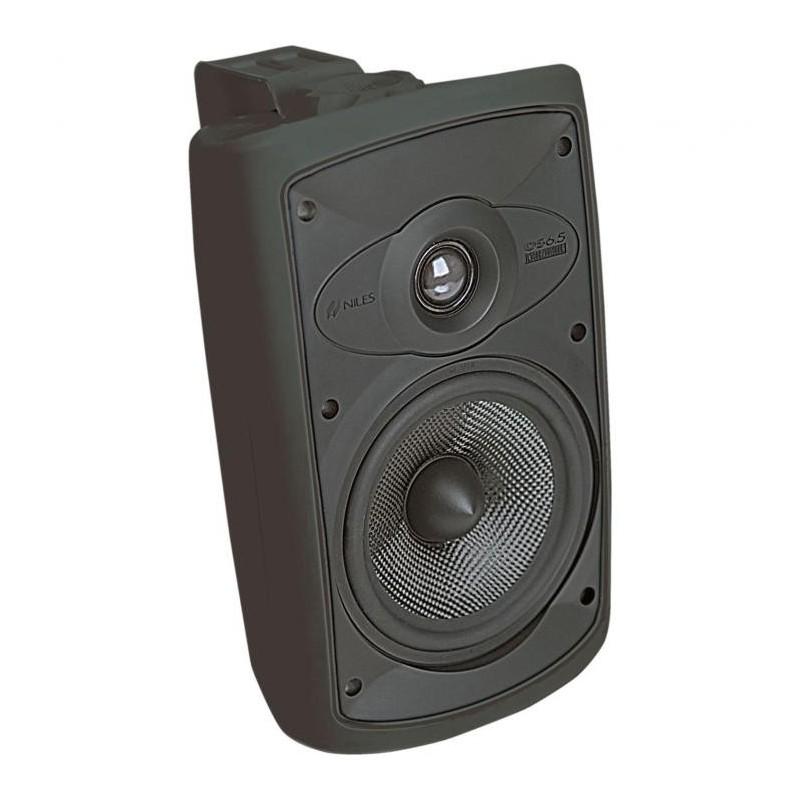 Niles Audio Os6 5 6 Quot Indoor Outdoor Carbon Woofer