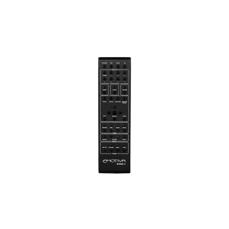 Emotiva XMC-1 7 2 Channel AV Preamp Processor - Soundlab New