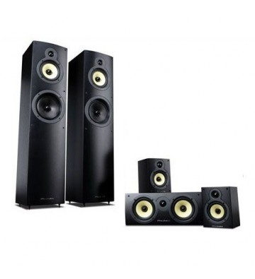 Wharfedale Crystal 4 Surround 5.0 CR4.1+CR4.3+CR4.C Loudspeaker