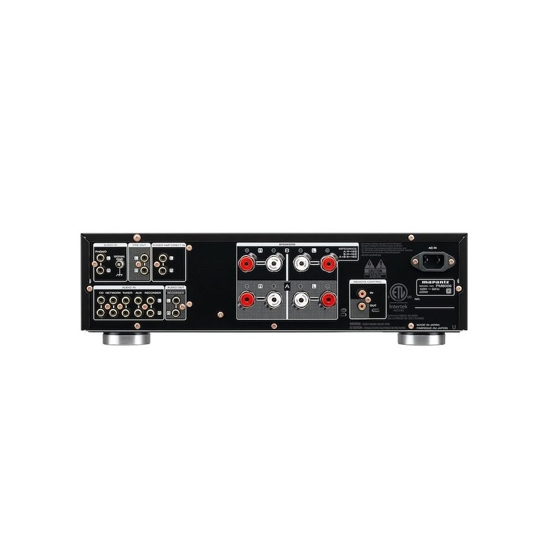 Marantz Vs Nad Integrated Amplifier