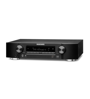 Marantz NR1609 4K AV Receiver with HEOS