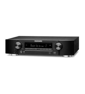 Marantz NR1509 4K AV Receiver with HEOS