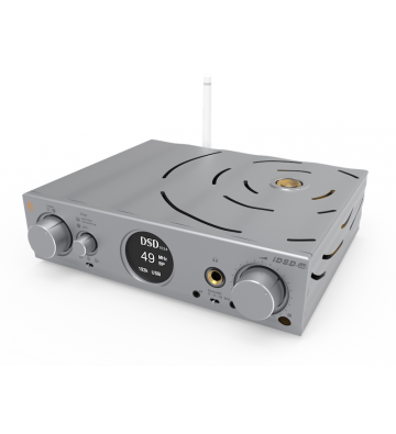 ifi Pro iDSD Reference Headphone Amplifier
