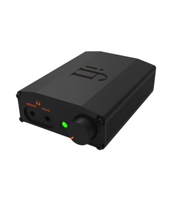 ifi Nano iDSD Black Limited Edition Headphone Amplifier
