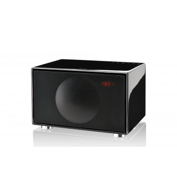 Geneva Classic M Hi-Fi Speaker with FM/DAB+ Radio, Bluetooth and Alarm Clock