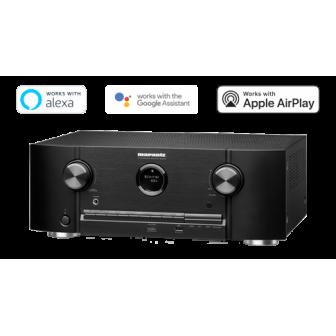 Marantz SR5013 4K AV Surround Receiver with HEOS and Alexa voice