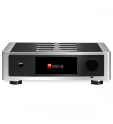 NAD M12 DAC Pre Amplifier