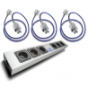 IsoTek EVO3 Polaris + 3x Premier Power Cable