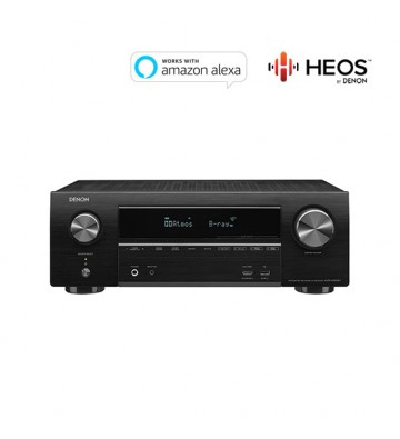Denon AVR-X1600H Home Theater AV Receiver