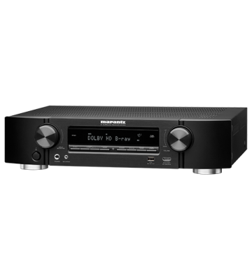Marantz NR1510 4K AV Receiver with HEOS