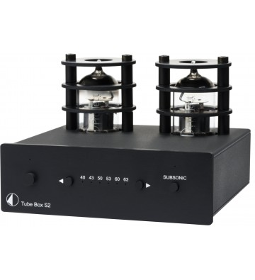 Pro-Ject Tube Box S2 Phono Pre-amplifier