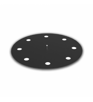 Acoustic Signature Turntable Black Leathermat