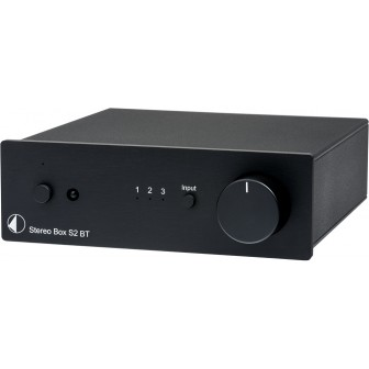 Pro-Ject Stereo Box S2 BT Integrated Amplifier