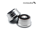 Montaudio Tongariro TR Premium Tuneable HiFi Isolation Feet