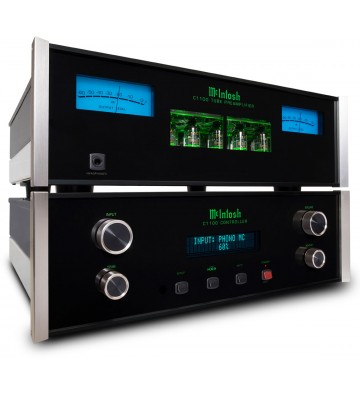 McIntosh C1100 Stereo Tube Preamplifier