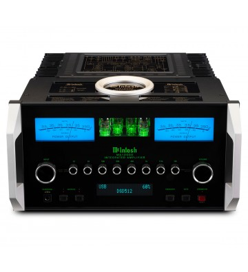 McIntosh MA12000 Stereo Hybrid Integrated Amplifier