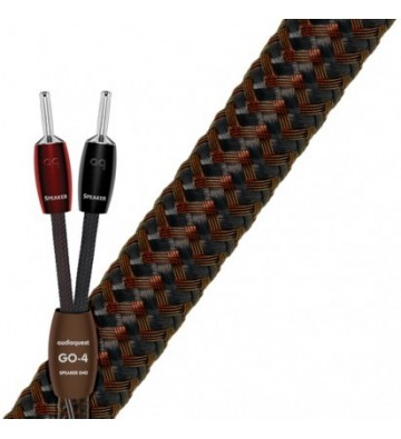 AudioQuest GO-4 Speaker Cable