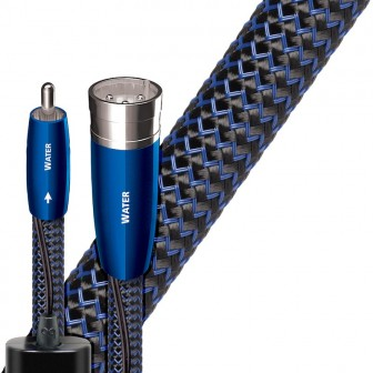 AudioQuest Water RCA/XLR Cable