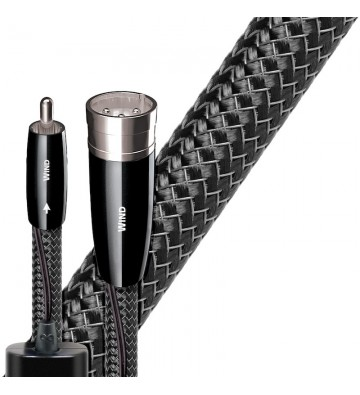 AudioQuest Wind RCA/XLR Cable