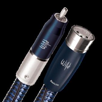 AudioQuest Wild Blue Yonder RCA/XLR Cable