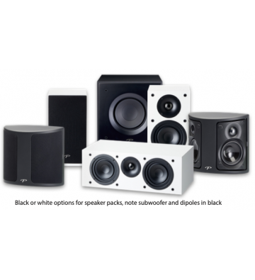Paradigm Monitor SE Atom Dipole 5.1 Speaker Package