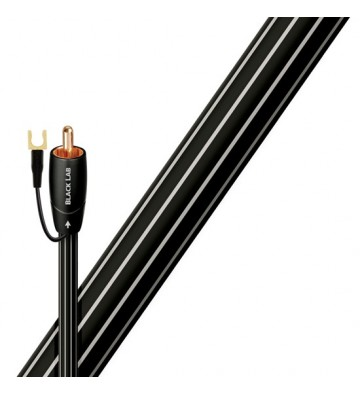 AudioQuest Black Lab Subwoofer Cable
