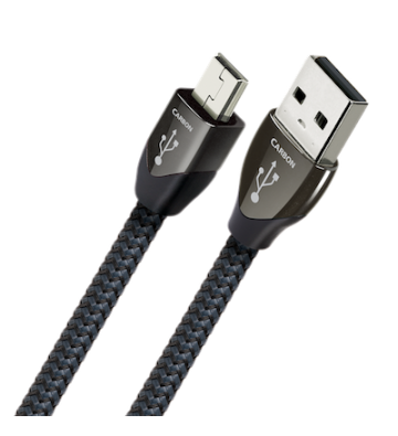 AudioQuest Carbon Mini USB Cable