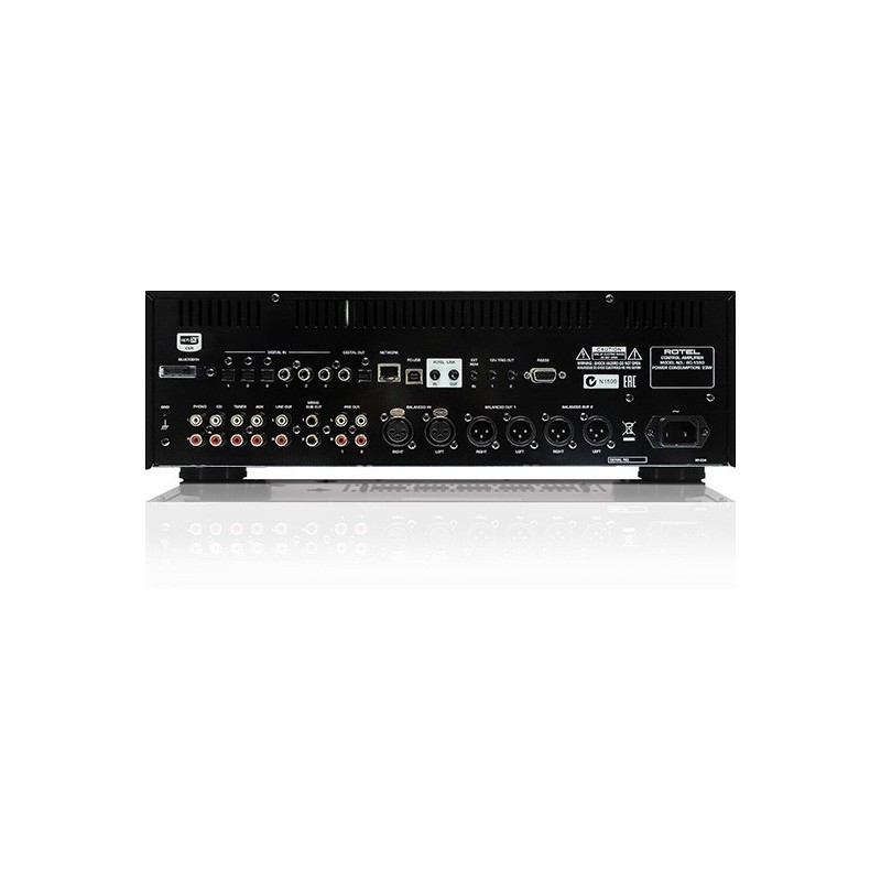 Rotel RC-1590 Stereo Preamplifier - Soundlab New Zealand